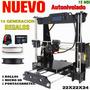Impresora 3d Prusa I3 Auto-nivelado 10 Gen. Noviembre 2016