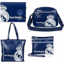 Billeteras, Canguros, Bolsos Del Real Madrid