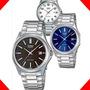 Reloj Caballero Casio Mtp1183 Metal - Cfmx -