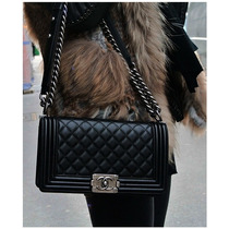 Hermosa Bolsa Chanel 100% Original. A Meses Sin Intereses!!!