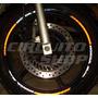 Friso Adesivo Refletivo Rec04 Roda Moto Honda Biz 125 100