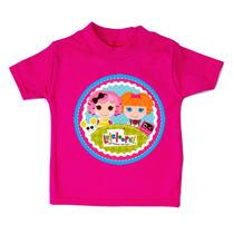 Playeras O Camiseta Lalaloopsy Edicion Especial 100%
