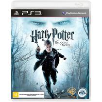Harry Potter Relíquias Da Morte Parte 1 - Jogo Ps3
