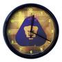 Reloj De Pared Publicitario 21 Cm Arkansas Economico Yokadi