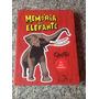 Livro Hq Mangá Caeto Memória De Elefante 227 Páginas