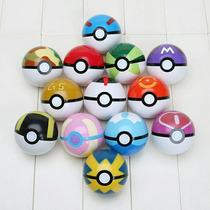 Pokebola Pokémon 7cm Unidade + Brinde