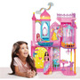 Barbie Fantasia Castelo Arco Iris- Mattel, Castelo Da Barbie