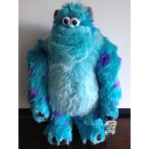 Pelucia Gigante Sulley Monstro Sa Disney Store 60cm