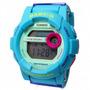 Reloj Digital, Baby-g, Azul Turquesa Bgd-180fb-2