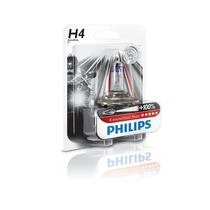 Lampada Farol Moto H4 Philips Xtreme Vision 60/55w +100% Luz