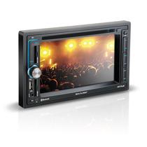 Dvd Multilaser Style 2din 6.2 Gps/tv/usb/bluetooth 2.0 - Mul