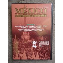 Dvd Mexico La Historia De Su Democracia