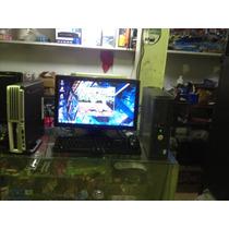 Computadora Lenovo Con Monitor Led De 19 Benq