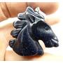 Pingente Cavalo 17gr Esculpido Pedra Do Sol Natural - J1807