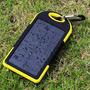 Cargador Solar Prueba De Agua 5000 Ma Samsung Iphone Sony Lg
