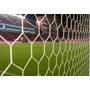 2 Redes Arco Futbol 5 Medida 3x2 Cajon 50 Hexagonal De 3 Mm