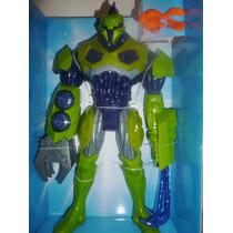 Max Steel- Toxzon-bomba Biologica-original Mattel