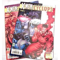 Kcg X-men La Busqueda De Cyclops Saga Completa Dos Tomos