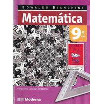 Matemática - 9º Ano - Edwaldo Bianchini - Pague Com Cartão