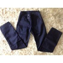 Pantalón Escolar Dril Stech (tubito) Talla 14-16-ss-s