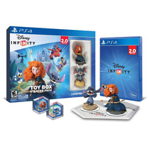 Disney Infinity Toy Box Starter Pack 2.0 Edition Ps4