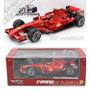 1/18 Hot Wheels Ferrari F2008 Kimi Raikkonen F1 2008