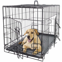 Jaula Mascota Perro Traslado Transporte Caja