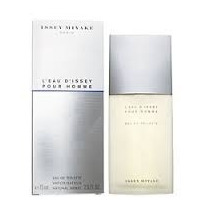 Perfume Issey Miyake Leau Dissey Pour Home Original 125 Ml
