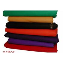 Paño De Pool Profesional En Varios Colores Demarte