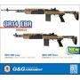 Rifle Sniper Airsoft G&g Balin Militar Francotirador 6mm Ebr