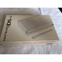 Nintendo Ds Lite Branco + Jogo Original Completo Megamind