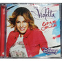 Cd Violetta - Gira Mi Cancion - Soundtrack 3ra Temporada