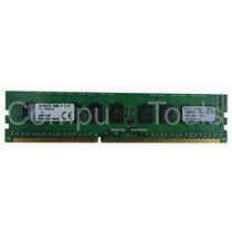 Memoria Ram 4gb Ecc Servidor Hp/ Dell Pc3-10600e-9-12-e3