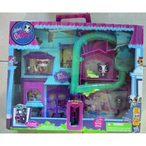 Mansion De Pet Shop Hasbro