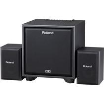 Monitor Cube Roland De 200w Negro