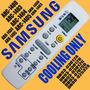 Control Remoto Aire Acondicionado Samsung Orig. Db93-03012a