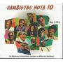Box - Sambistas Nota 10 - 3 Cds - Lacrado