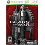 Gears Of War 2 Lancer Dorado Edicion Xbox 360 Blakhelmet Sp