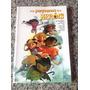 Livro Hq Mangá Pequenos Heróis Estevão Ribeiro 104 Páginas