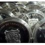 Colección Monedas Estados Primera Etapa Plata Ley .999