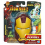 Juguete Iron Man 2 - Micro Mini Heads Playsets - Mark Iii A