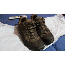 Zapatillas Merrel Axis 2 Marrones Talla Us 9.5 Buen Estado