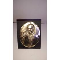 Papa Francisco En Bronce - Vaticano Roma Iglesia Libro