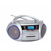 Radio Gravador Fita K7 Cd Pen Drive Cartao