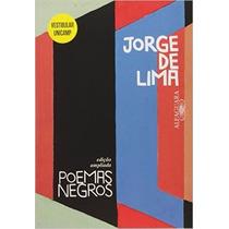 Poemas Negros Livro Jorge De Lima
