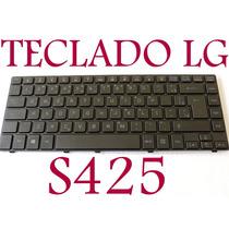 Teclado Notebook Lg S425 S430 Original Ç