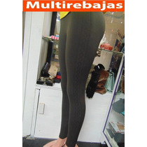 Leggins Leggings Italiano Levantacola Termica Talla S M L