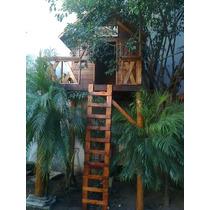 Casitas Infantiles -casita Del Arbol