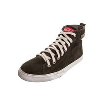 Tênis Coca Cola Shoes Rambla Sued Ref:53600