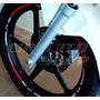 Friso Adesivo Refletivo Roda Moto Rec01 Yamaha Ys Fazer 150
